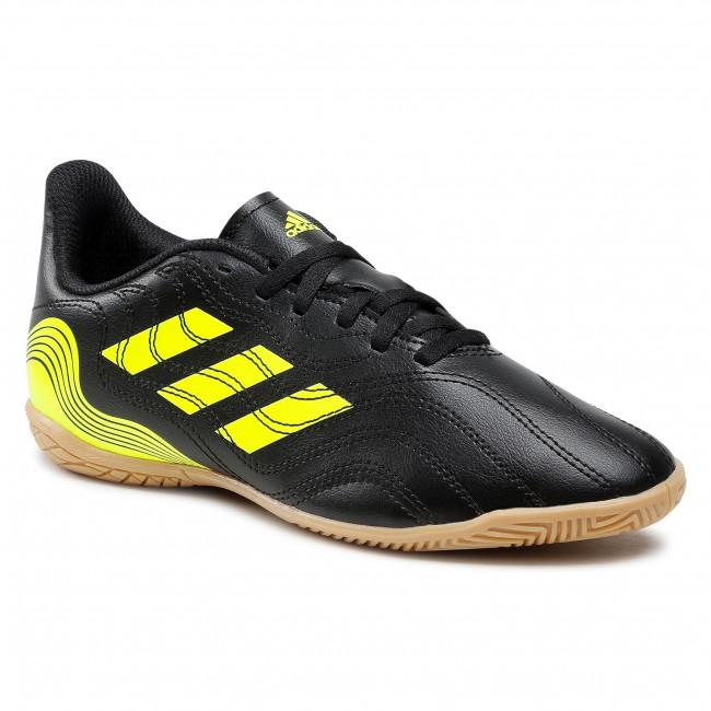 Topánky adidas - Copa Sense.4 In J FX1973 Cblack/Syello/Syello