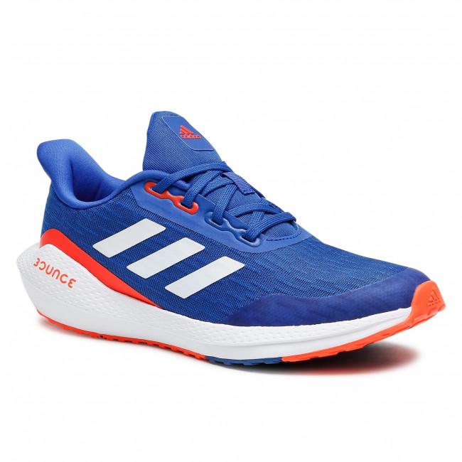 Topánky adidas - EQ21 Run J FX2247 Royblu/Ftwwht/Solred