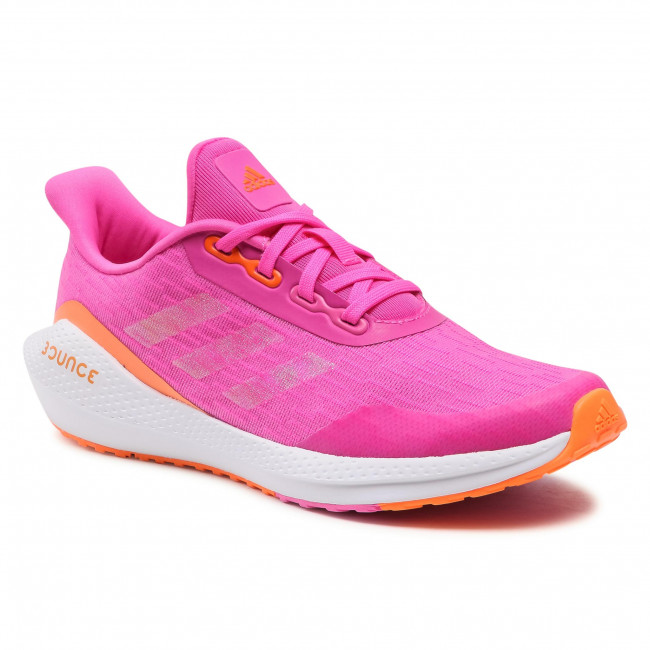 Topánky adidas - Eq21 Run J FX2249 Scrpnk/Scrora/Ftwwht