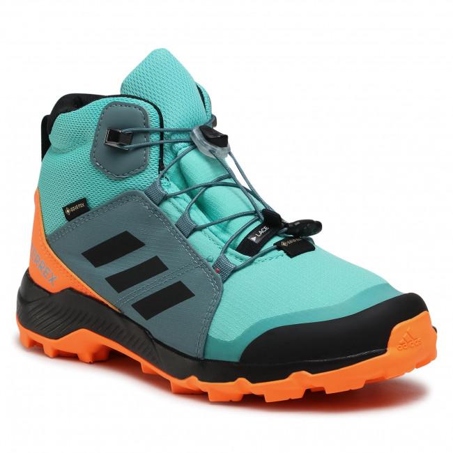 Topánky adidas - Terrex Mid Gtx K GORE-TEX FX4167  Acimin/Cblack/Scrora