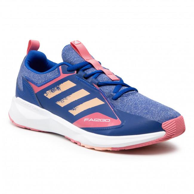Topánky adidas - Fai2Go K FY4495 Royblu/Glopnk/Hazros