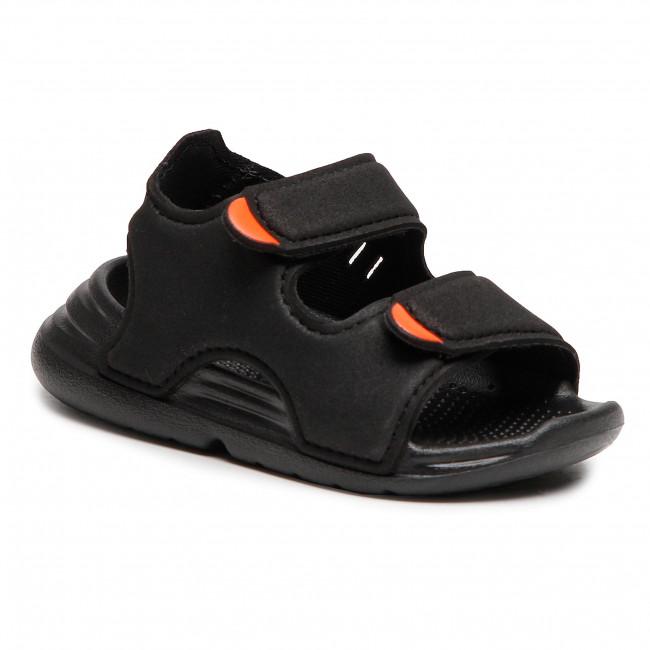 Sandále adidas - Swim Sandal I FY8064 Cblack/Cblack/Ftwwht