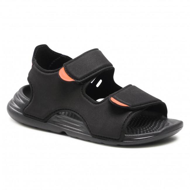 Sandále adidas - Swim Sandal C FY8936 Cblack/Cblack/Ftwwht