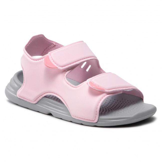 Sandále adidas - Swim Sandal C FY8937 Clpink/Clpink/Clpink