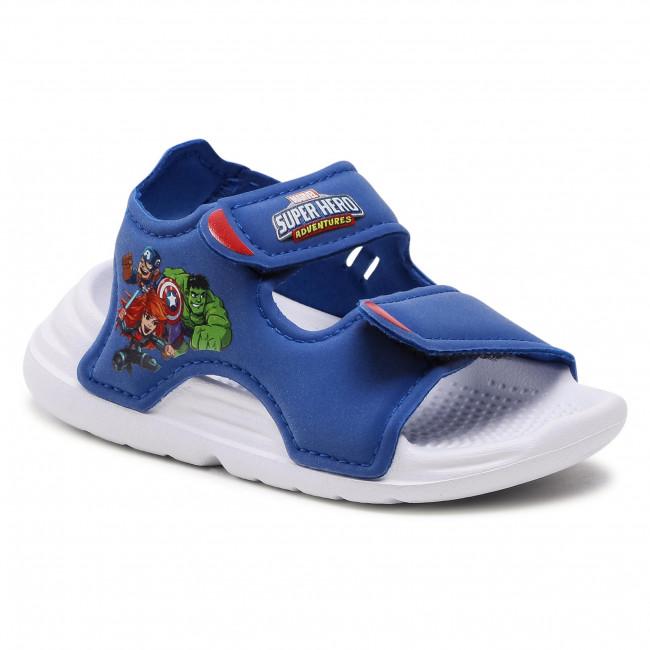Sandále adidas - Swim Sandal I FY8958 Royblu/Ftwwht/Vivred