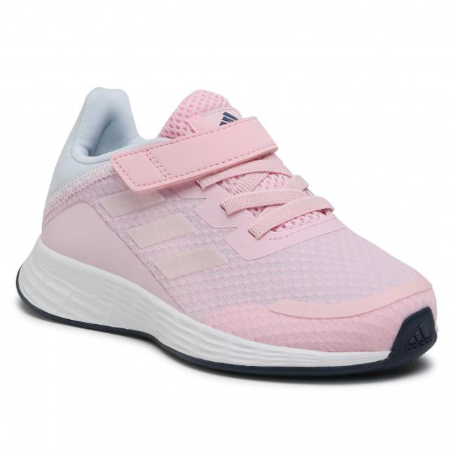Topánky adidas - Duramo Sl C FY9169 Clpink/Irides/Halblu