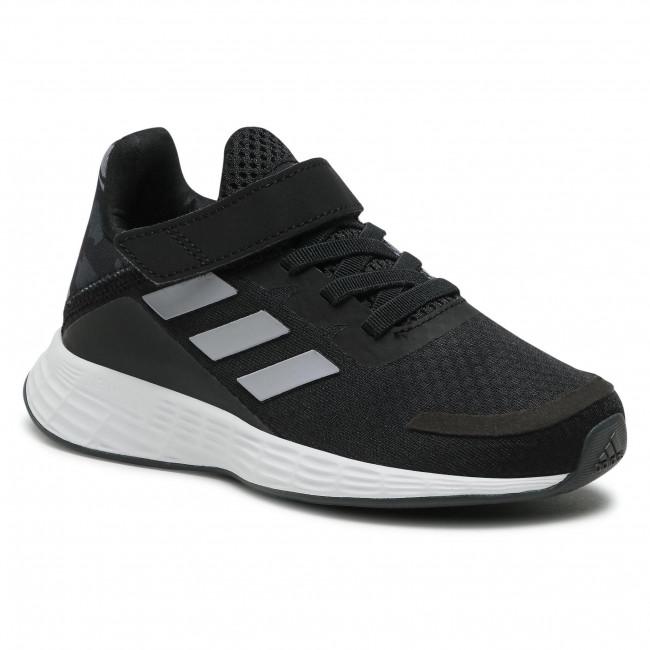 Topánky adidas - Duramo Sl C FY9172 Cblack/Halsil/Solred