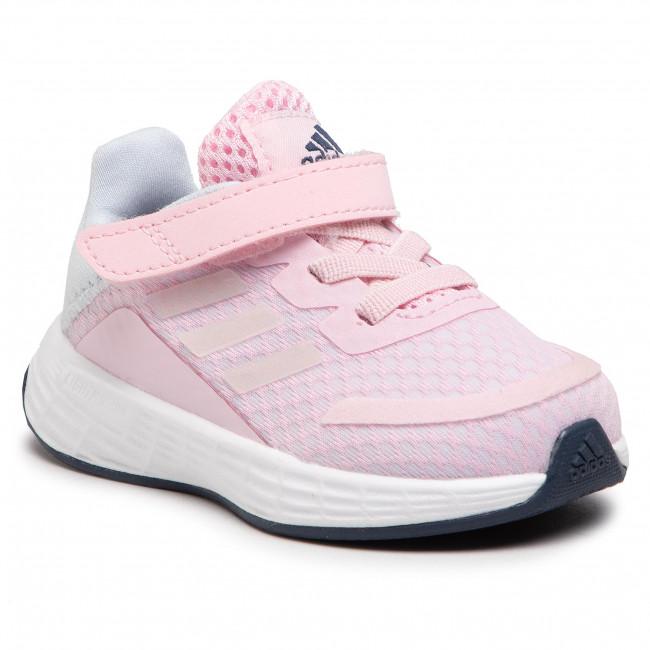 Topánky adidas - Duramo Sl I FY9175 Clpink/Irides/Halblu