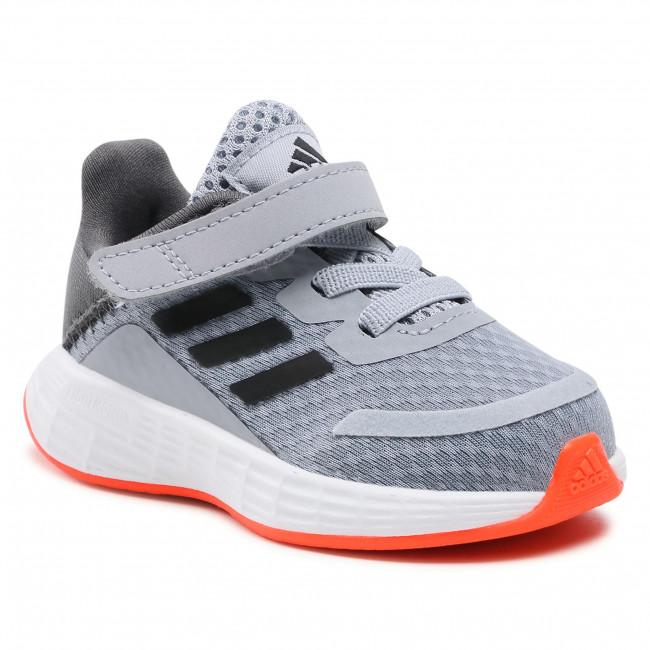 Topánky adidas - Duramo SL I FY9176 Halsil/Irides/Solred