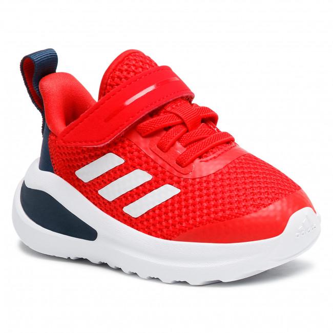 Topánky adidas - FortaRun EL I FZ3273  Vivred/Ftwwht/Crenav