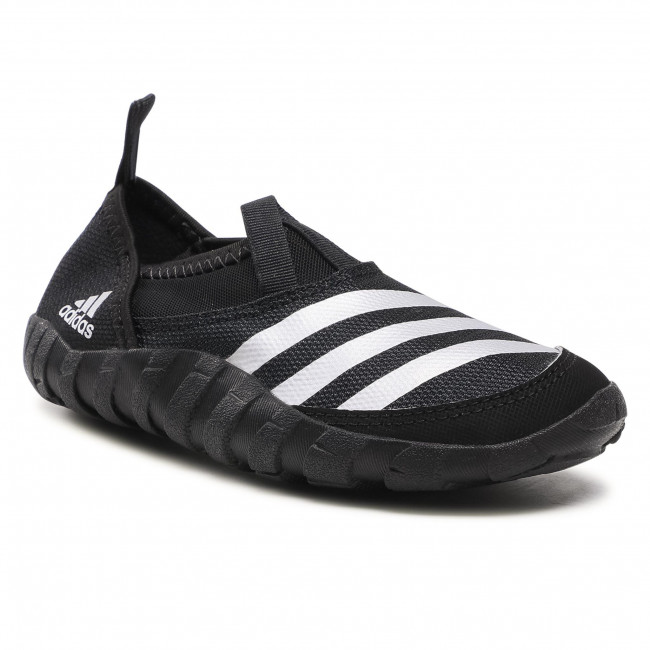 Topánky adidas - Jawpaw K B39821 Cblack/Silvmt/Cblack