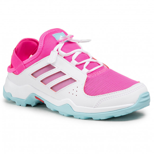 Topánky adidas - Terrex Hydroterra Shandal FX4197  White/Pink