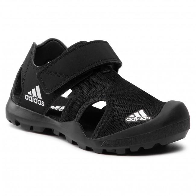 Sandále adidas - Captain Toey K FX4203 Cblack/Ftwwht/Cblack