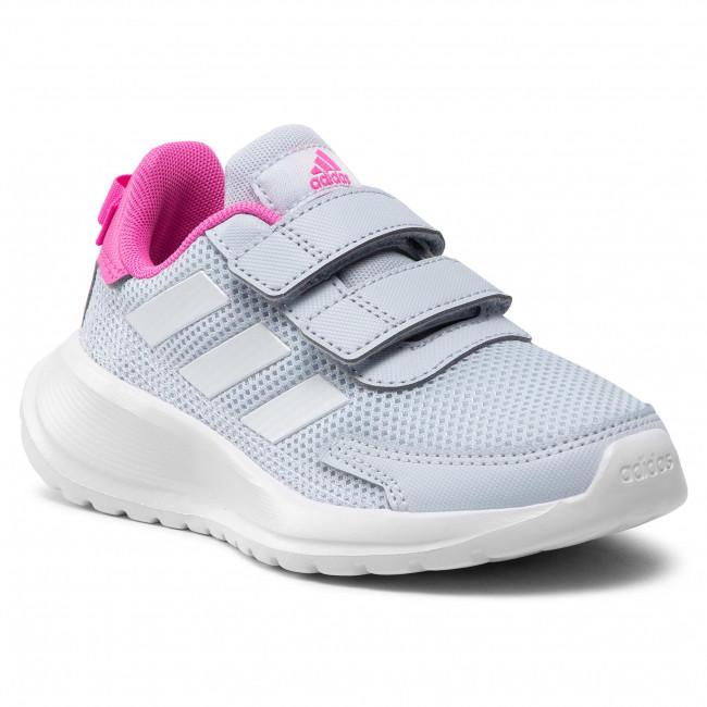 Topánky adidas - Tensaur Run C FY9197 Halblu/Ftwwht/Scrpnk