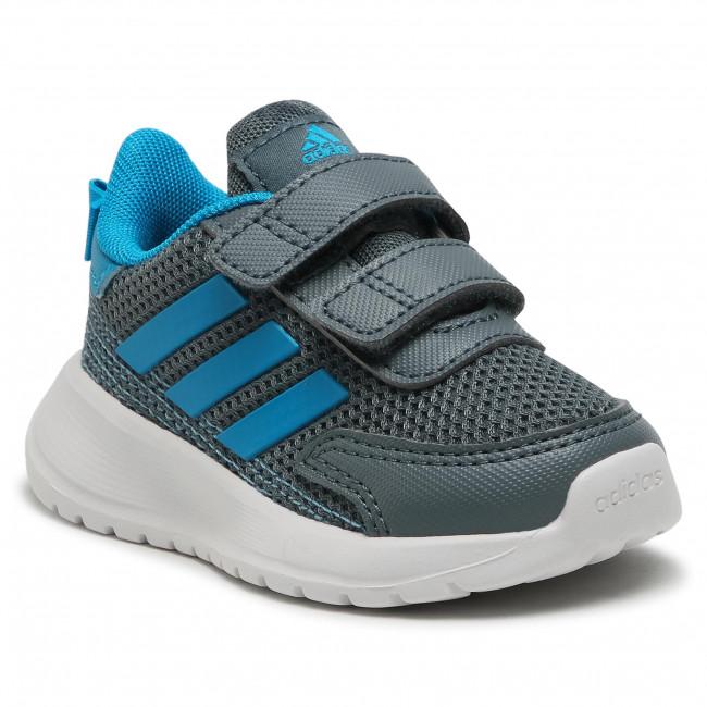 Topánky adidas - Tensaur Run I FY9201  Grey