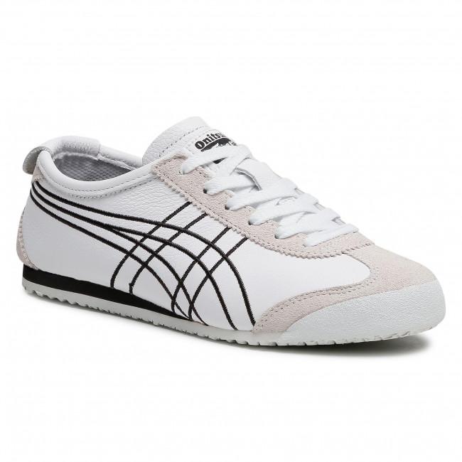 Sneakersy ONITSUKA TIGER - Mexico 66 1183A349  White/Black 101