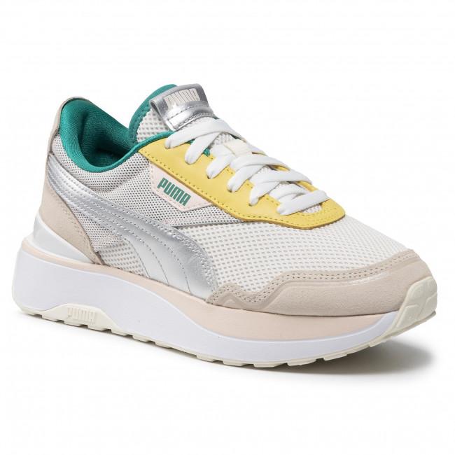 Sneakersy PUMA - Cruise Rider OQ 375073 01 Eggnog/Puma Silver/Cld Pink