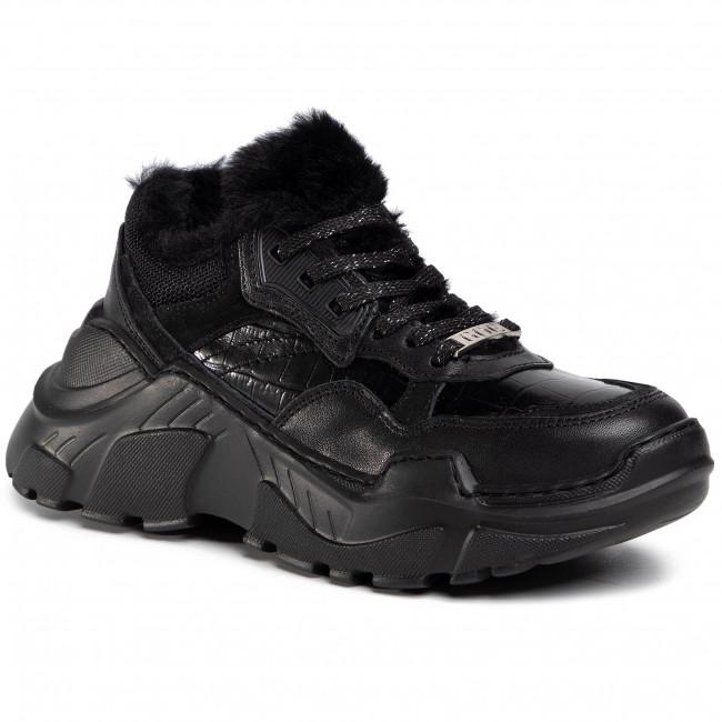 Sneakersy GOE - GG2N3111 Black