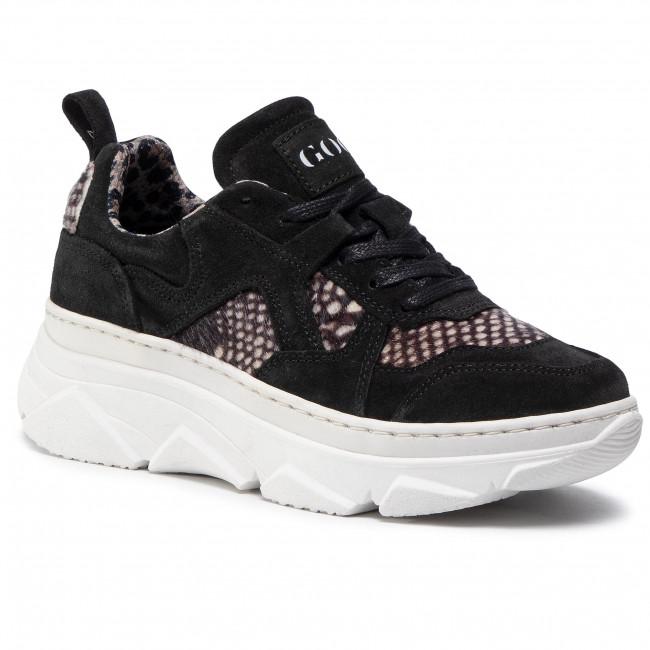 Sneakersy GOE - GG2N3108 Black