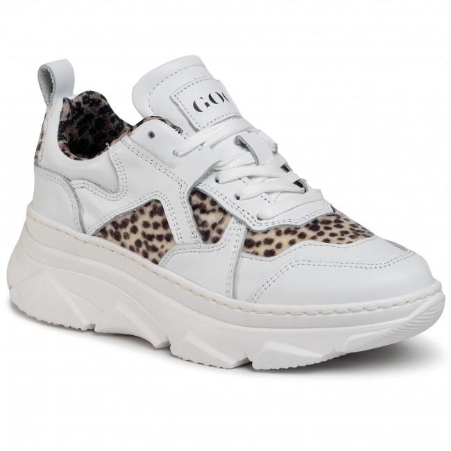 Sneakersy GOE - GG2N3107 White Combi