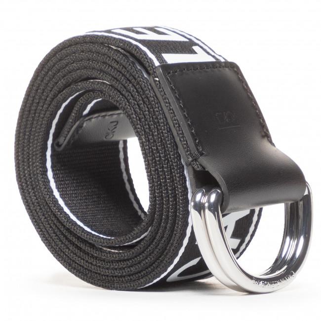 Opasok Pánsky CALVIN KLEIN JEANS - Double D Ring Tape 40mm K50K506423 BDS