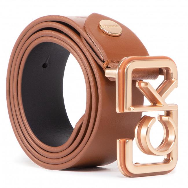 Opasok Dámsky CALVIN KLEIN - Adj Fixed Buckle Belt 30Mm K60K607327 GC9