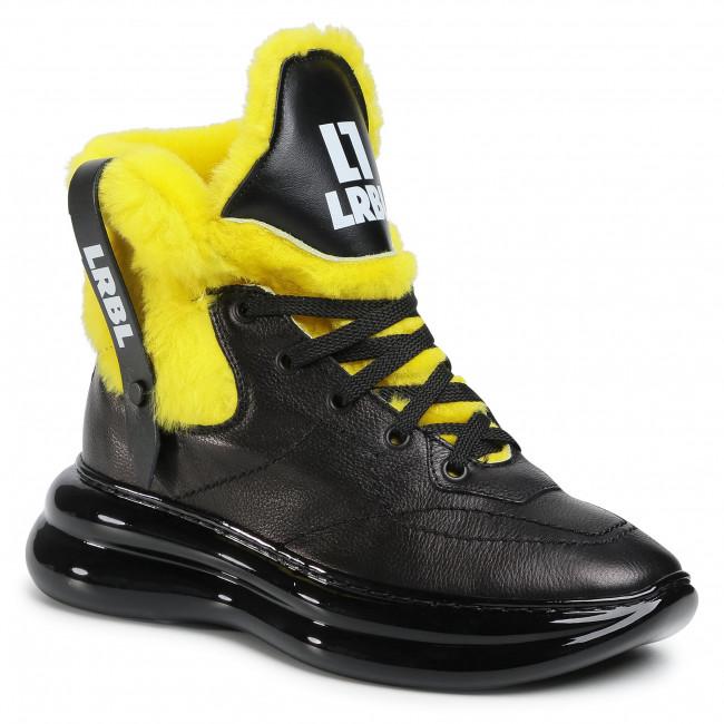 Sneakersy LORIBLU - 1I XVO245 XV Nero/Merino