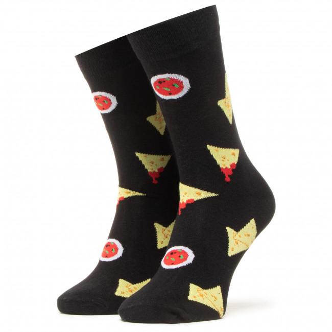 Ponožky Vysoké Unisex DOTS SOCKS - DTS-SX-432-A Čierna