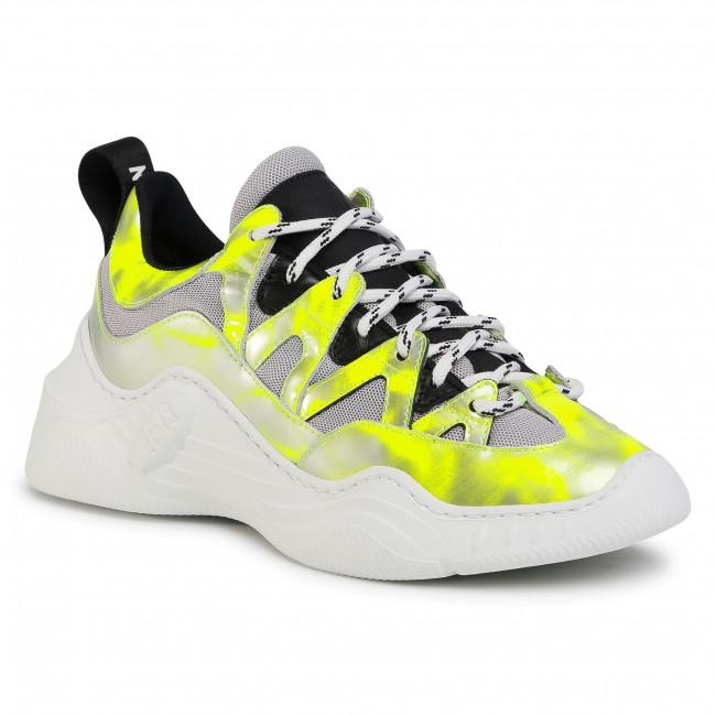 Sneakersy STOKTON - Warrios-D Neon Brush