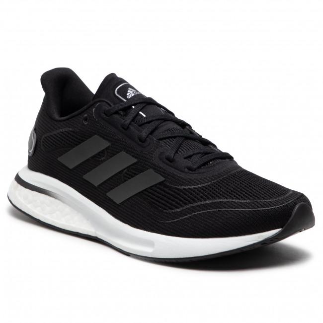 Topánky adidas - Supernova W EG5420 Cblack/Gresix/Silvmt