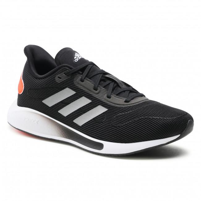 Topánky adidas - Galaxar Run M FW1187 Cblack/Silvmt/Solred