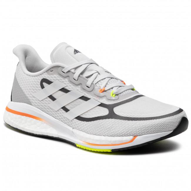Topánky adidas - Supernova + M FX6651 Dshgry/Ftwwht/Scrora