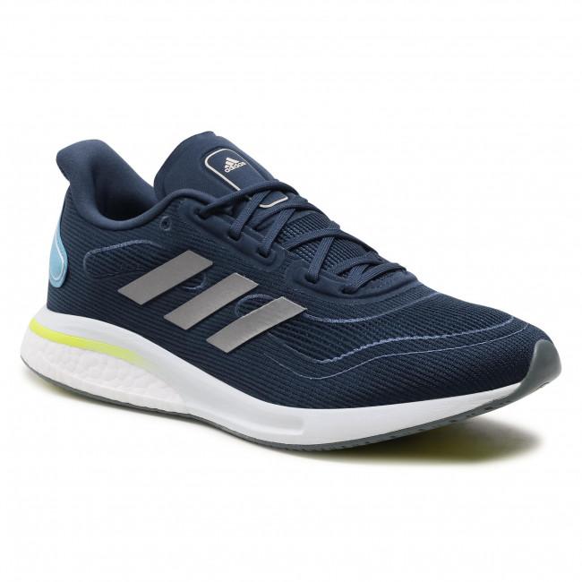 Topánky adidas - Supernova M FX6817 Crenav/Silvmt/Hazblu