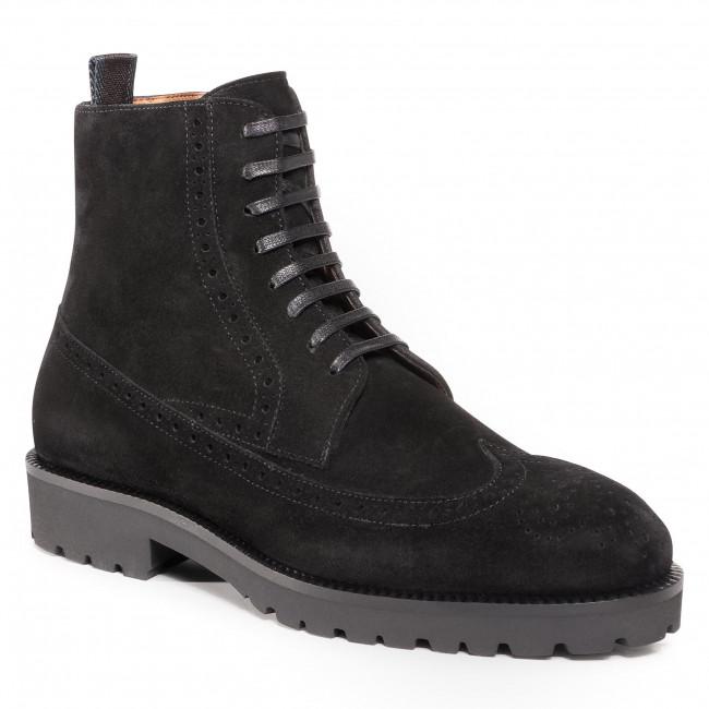 Outdoorová obuv BOSS - Edenlug 50440123 10212392 01  Black 001