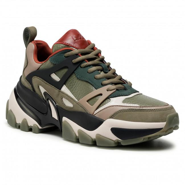 Sneakersy MICHAEL MICHAEL KORS - Nick 42F0PEFS2L  Army Green