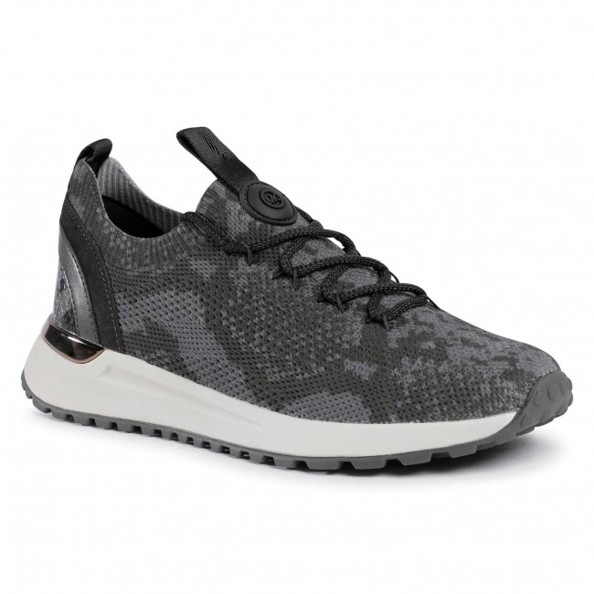 Sneakersy MICHAEL MICHAEL KORS - Bodie Trainer 43F0BDFS3D Charcoal