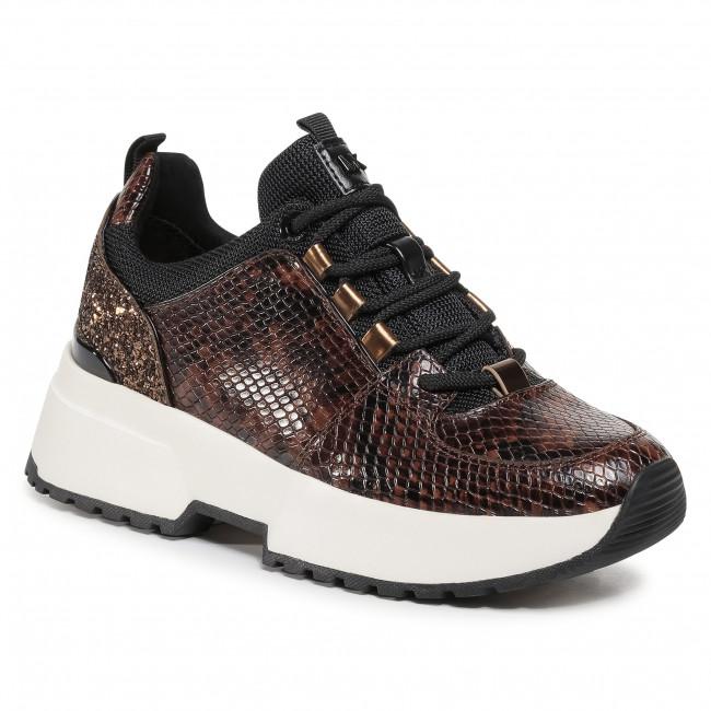 Sneakersy MICHAEL MICHAEL KORS - Cosmo Trainer 43F0CSFS1E  Dk Luggage