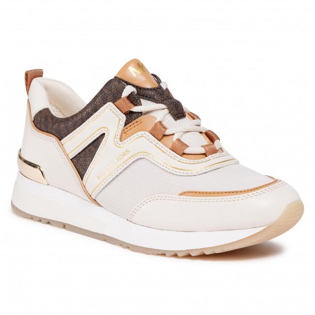 Sneakersy MICHAEL MICHAEL KORS - Pippin Trainer 43F0PIFS2D Cream Multi