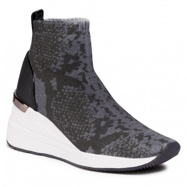 Sneakersy MICHAEL MICHAEL KORS - Skyler Bootie 43F0SKFE6D  Charcoal