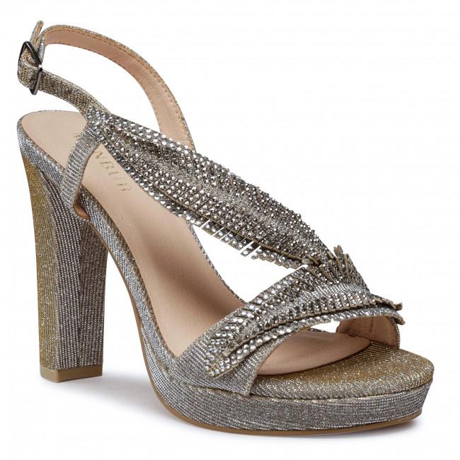 Sandále MENBUR - 21917 Grey 0071