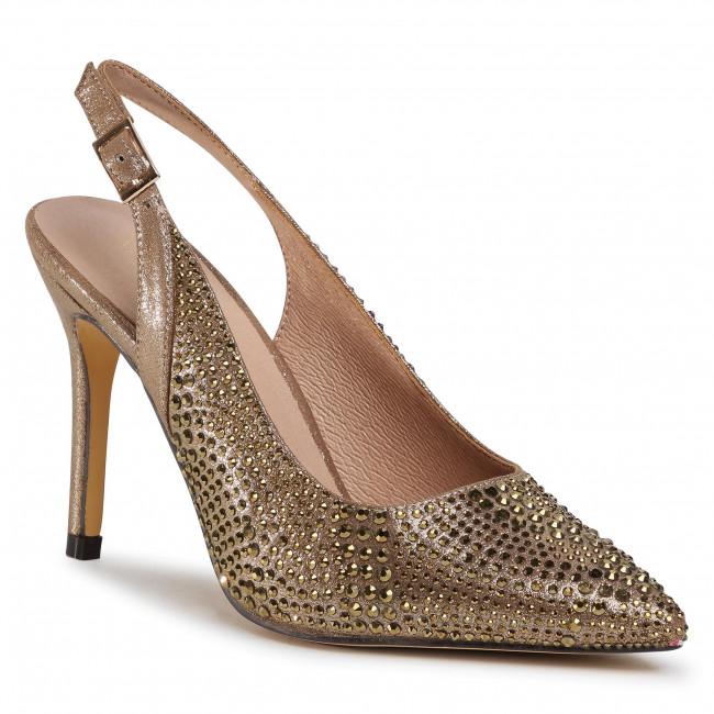 Sandále MENBUR - 22155 Bronze 0095