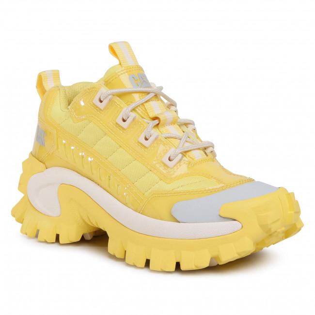 Sneakersy CATERPILLAR - Intruder P110044 Lemon