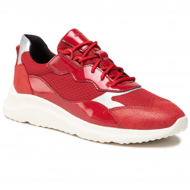 Sneakersy GEOX - D Diodiana G D15NXG 02214 C7000 Red