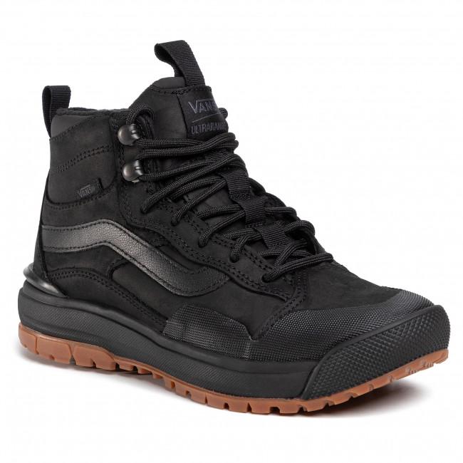 Sneakersy VANS - Ultrarange Exo Hi VN0A4UWJDW81  (Mte) Black/Black