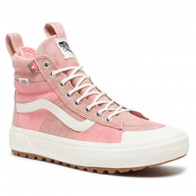 Sneakersy VANS - Sk8-Hi Mte 2.0 Dx VN0A4P3I2UU1 (Mte) Pink Block/Marshmlw