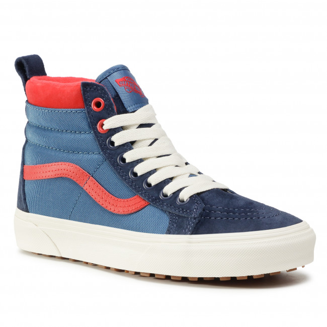 Sneakersy VANS -  Sk8-Hi Mte VN0A4BV72UP1 (Mte) Navy/Red