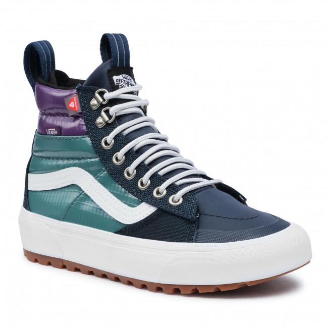 Sneakersy VANS - Ski8-Hi Mte 2.0 Dx VN0A4P3I2US1 (Mte) Dress Blues/Jasper