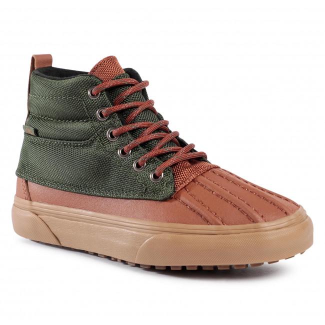 Sneakersy VANS - Sk8-Hi Del Pato M VN0A34962UJ1  (Mte)Tortoiseshellkombugr