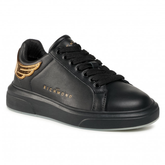 Sneakersy JOHN RICHMOND - 3011/CP B Black