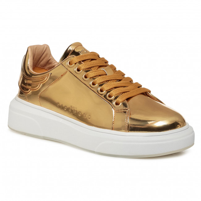 Sneakersy JOHN RICHMOND - 3012/CP B Oro